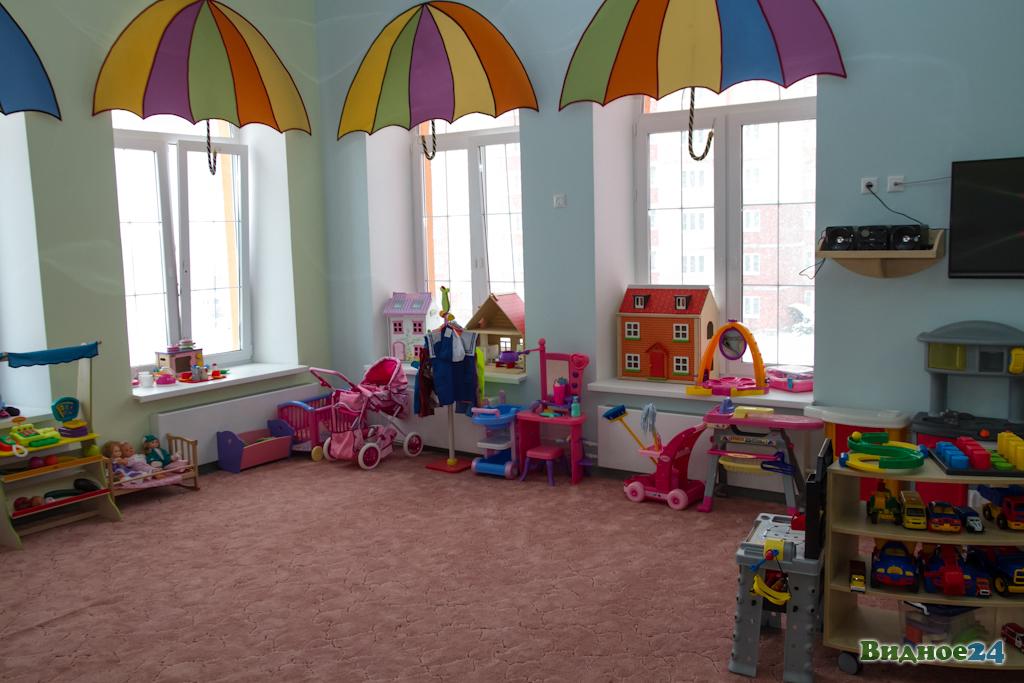 Детский сад в военном городке клинского района отремонтируют.